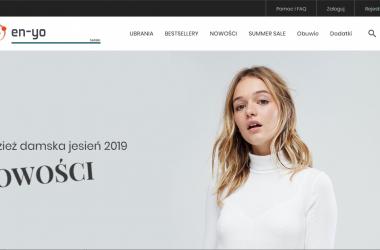 Enyo Fashion z nowym sklepem online